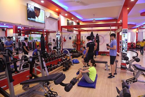 Dự án kinh doanh phòng tập thể hình(gym)