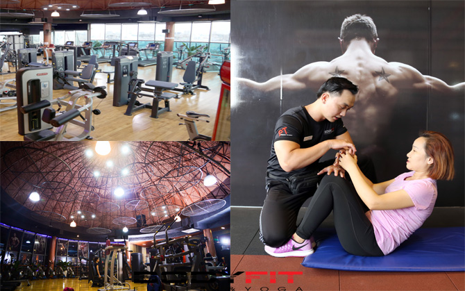 Đầu tư phòng tập gym thu nhập cao