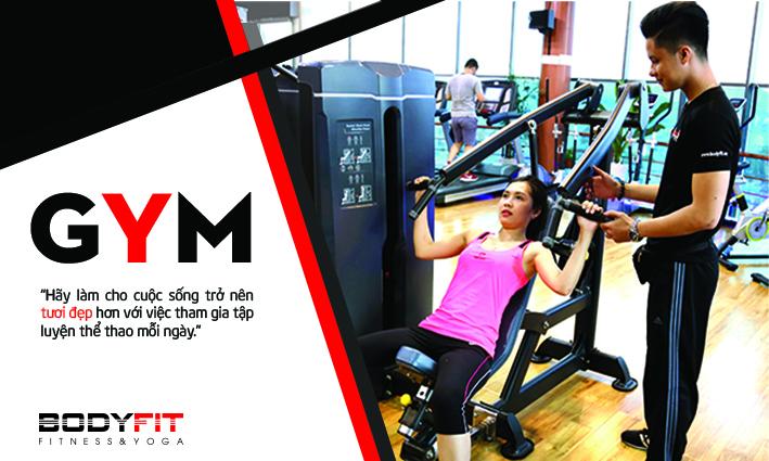 Các dịch vụ phòng tập gym nên đầu tư