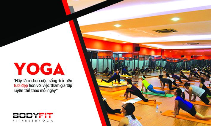 Tư vấn mở phòng tập yoga