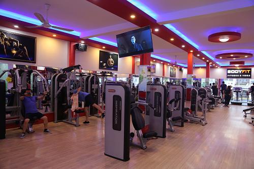 cung cấp thiết bị phòng tập gym