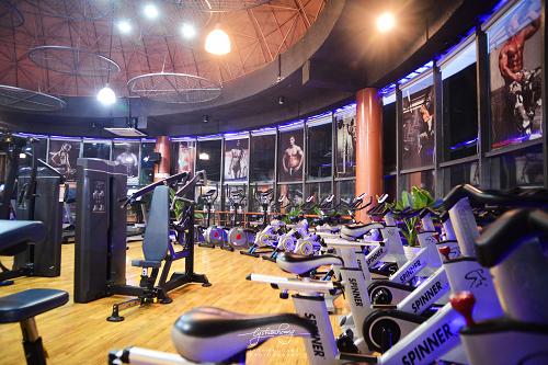 phòng tập gym chuyên nghiệp